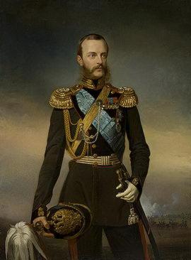 Великий Князь Михаил Николаевич Романов в молодости