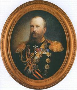 Великий Князь Михаил Николаевич, генерал-фельдмаршал