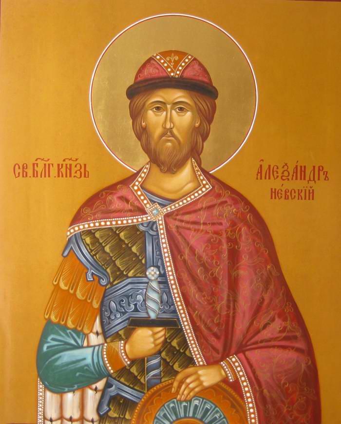 Александр невский своими руками 511